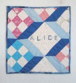 Alice - Remembering a Quilter
