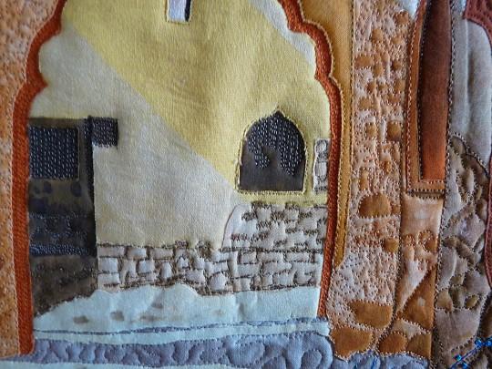 ruins close up 2