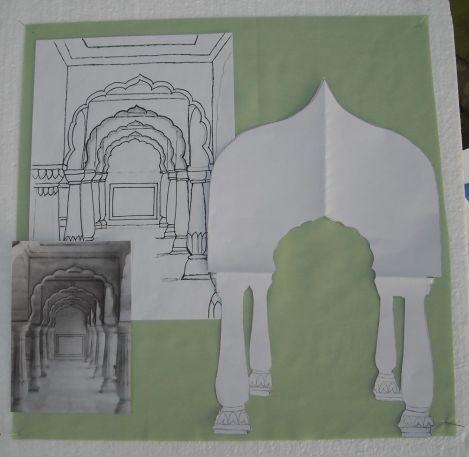 ZENANA MAHAl ou le Palais des Reines 001