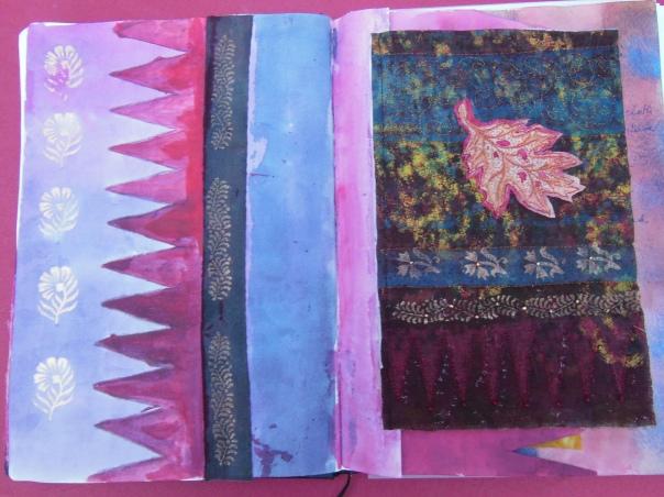 chantal - Sketchbook Serendipity