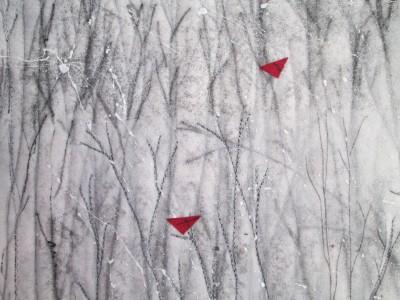 Cardinals - Detail 2