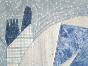BPS - Applique and quilting detail 2