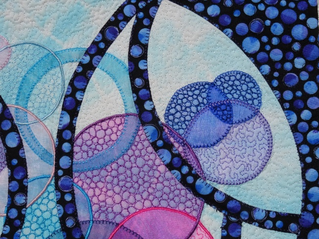 circle(s) close-up