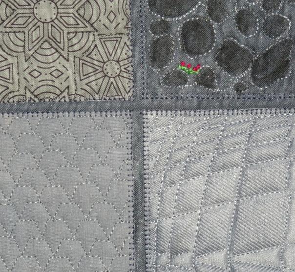 squares close up