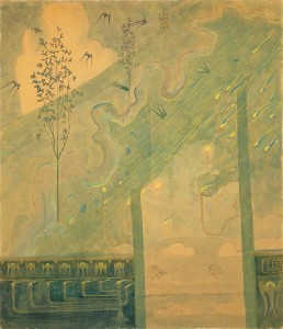 Ciurlionis, Sonata of the Summer. Scherzo.